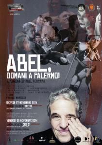 Abel Ferrara a Palermo