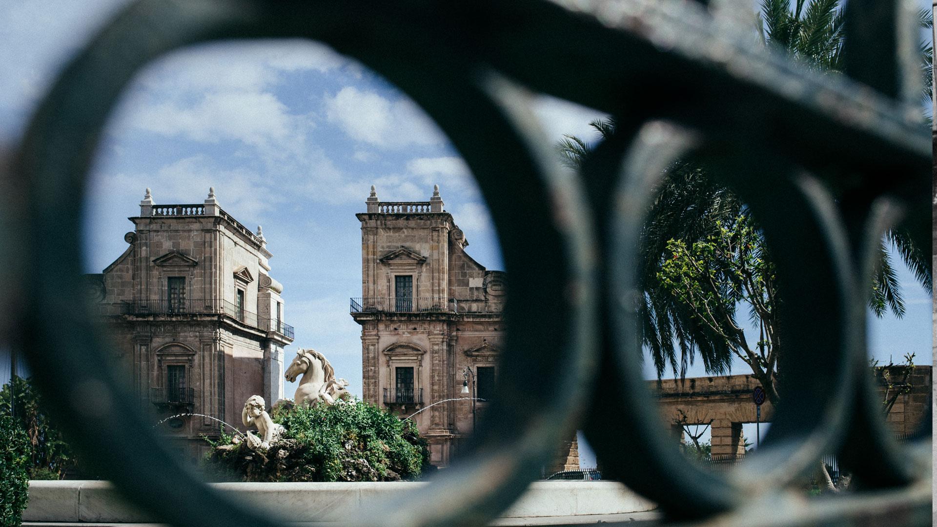 Palermo entdecken hotel porta felice palermo - Hotel porta felice ...