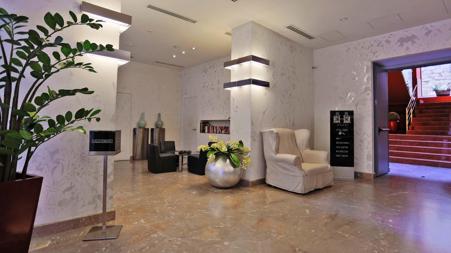 Hotel Centro Palermo  Stelle