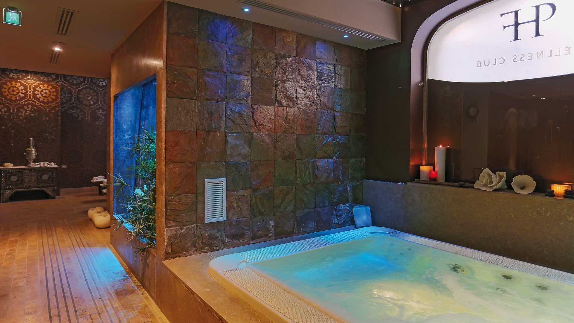 Wellness e spa hotel porta felice 4 stelle palermo centro for Design hotel palermo
